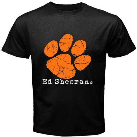 Tshirt Indonesia 31 01 i i paw ed sheeran t shirt cd album band