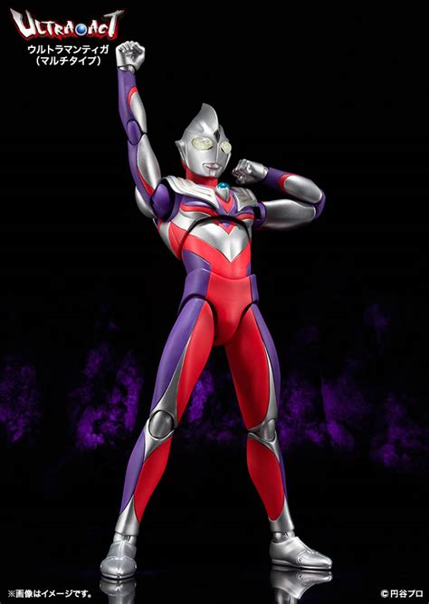 Ultra Act Ultraman Joneus New Misb Ultra Act Ultraact ultra act renweal tiga revealed tokunation