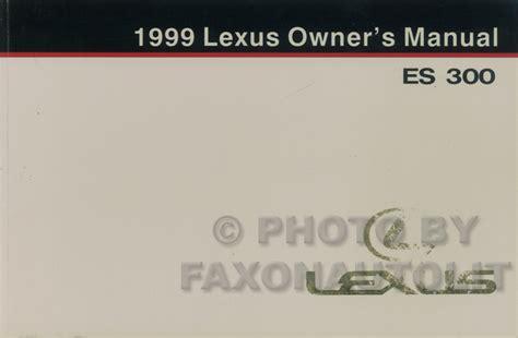 old car manuals online 2002 lexus es user handbook 1999 lexus es300 wiring diagram 1999 free engine image for user manual download