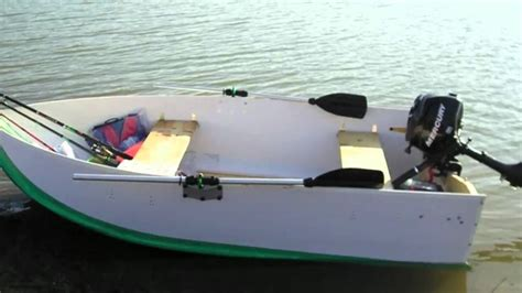 quickboats folding boat price my homemade porta bote youtube