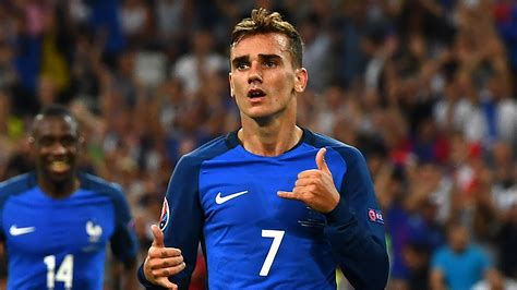 revealed where did griezmann get his celebration from