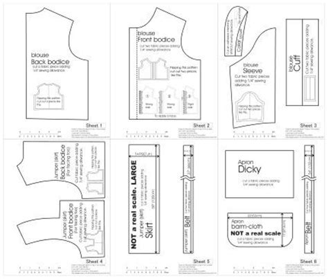 dress pattern maker software free 256 best images about free 18 quot doll patterns on pinterest