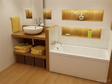 white and yellow bathroom white yellow oak fitted bathroom interior design ideas