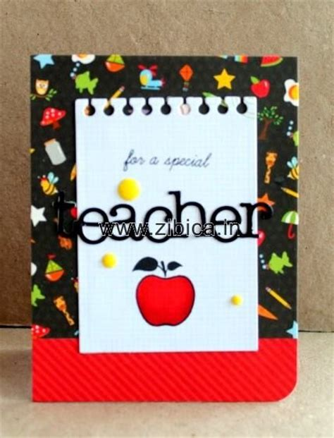 Teachers Day Handmade Card Ideas - best 25 handmade teachers day cards ideas on