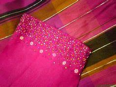 Patch Bunga 3d Pink aina manik labuci sulam manik bunga lawang tabur