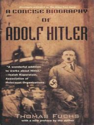 adolf hitler biography free ebook a concise biography of adolf hitler by thomas fuchs nook