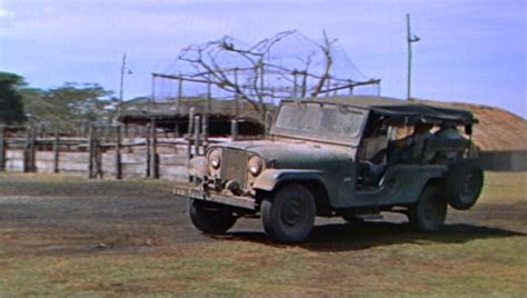 hatari truck imcdb org 1955 jeep cj 6 in quot hatari 1962 quot