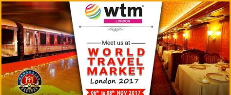 a luxury travel blog maharajas express let the luxury maharajas express a participant at wtm london 2017