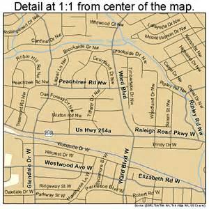 wilson carolina map 3774540