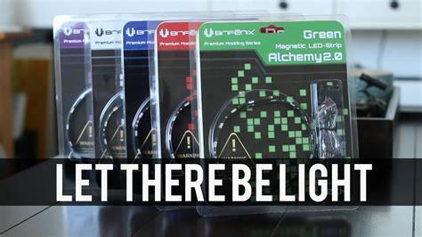 magnetic led light strips bitfenix alchemy 2 0 magnetic led strips