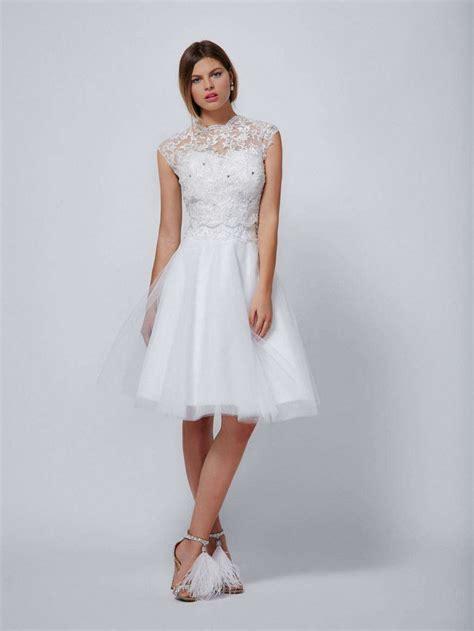 vestidos de novia cortos pronovias vestidos cortos de novia fotos dise 241 os 2016 foto 2 11