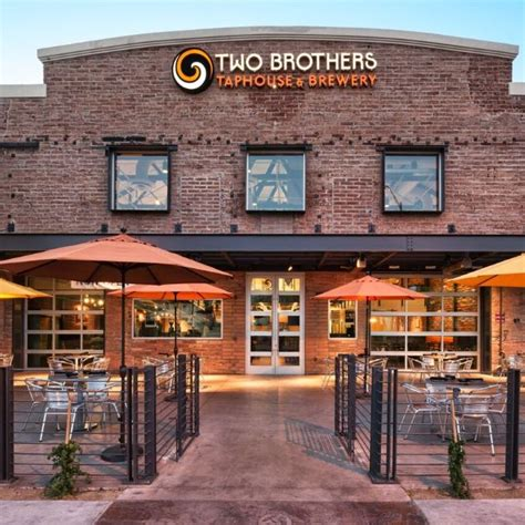 Two Brothers Taphouse Brewing Restaurant Scottsdale