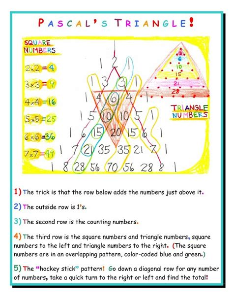 triangle pattern equation the 25 best pascal s triangle ideas on pinterest pascal