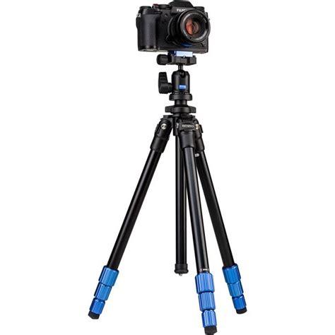 Tripod Parled benro slim aluminium tripod kit with n00 park cameras