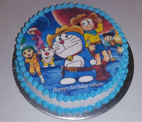 Cake Photos by Order Doraemon Photo Cake From Yummycake At Best Price