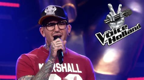 ben saunders use somebody the blind auditions the