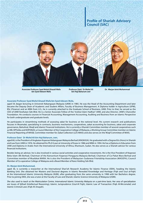 Mba Corporate Governance Upm by Mbsb Annual Report 2010