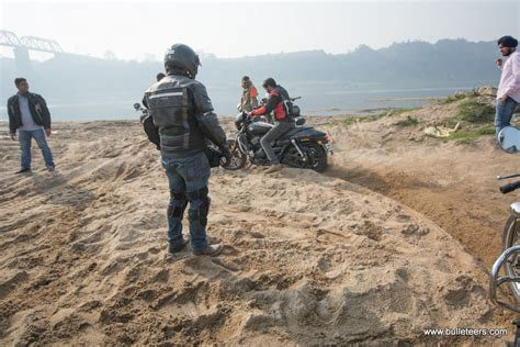 Sand Trax Sand Lander Road ride to the chambal ravines