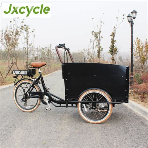 3 Wheel Electric Cargo Bike by 3 Wheels Electric Cargo Bike With Ce Certificate Buy