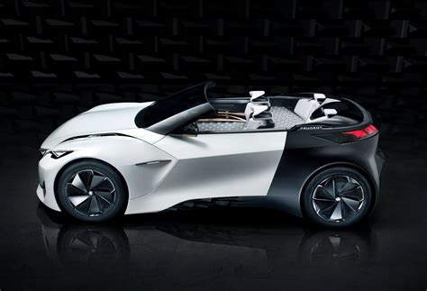peugeot fractal peugeot s new fractal coupe hatch convertible concept in