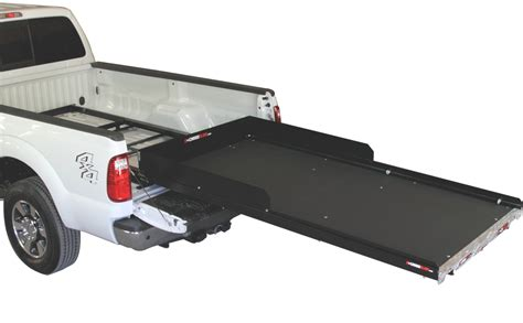 sliding truck bed cargoglide truck bed cargo slide free shipping