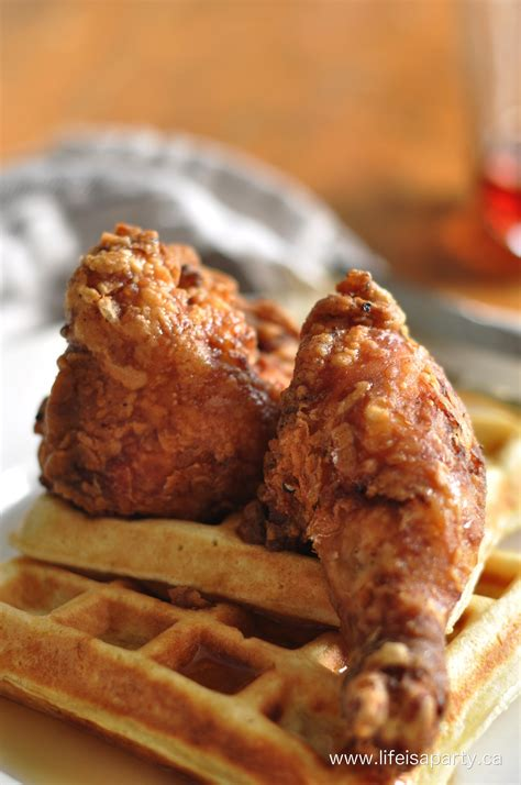 the best chicken and waffles recipe chicken and waffles