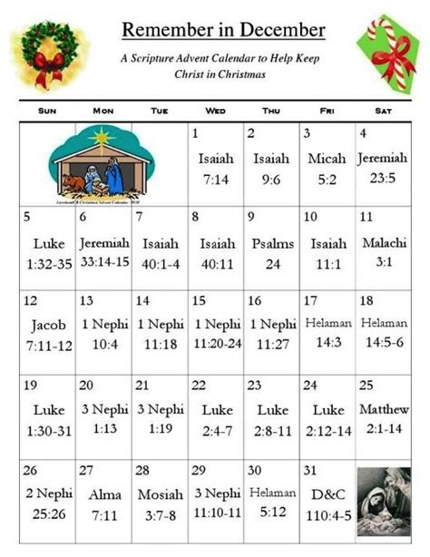 christian advent calendars to make remember in december a scripture advent calendar to help