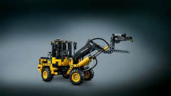 Technic Lego 42053 Volvo Ew160e Products Lego 174 Technic Lego
