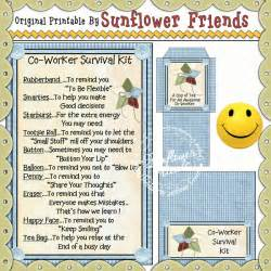 Survival Kit Template by Survival Kit Template Just B Cause