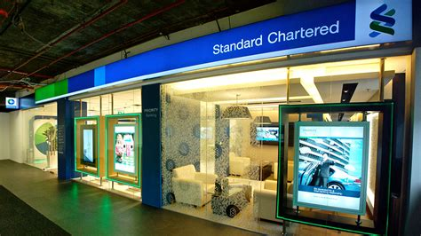Standard Chartered Bank Worldwide Banks Allen