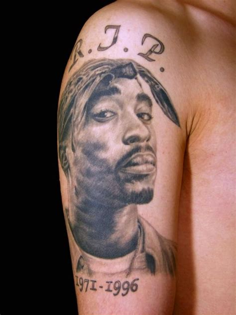pin pin 2pac tattoo zimg picture to pinterest on pinterest