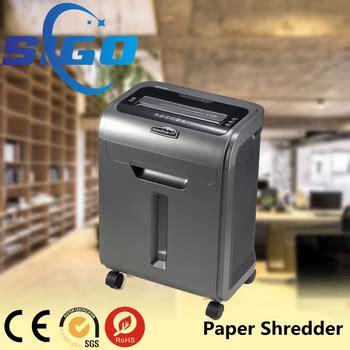 best type of paper shredder sigo best price paper shredder machine and parts buy