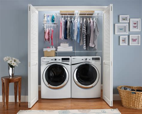 Small Laundry Room Ideas Closet by Efficient And Cozy Small Laundry Room Ideas Home Design