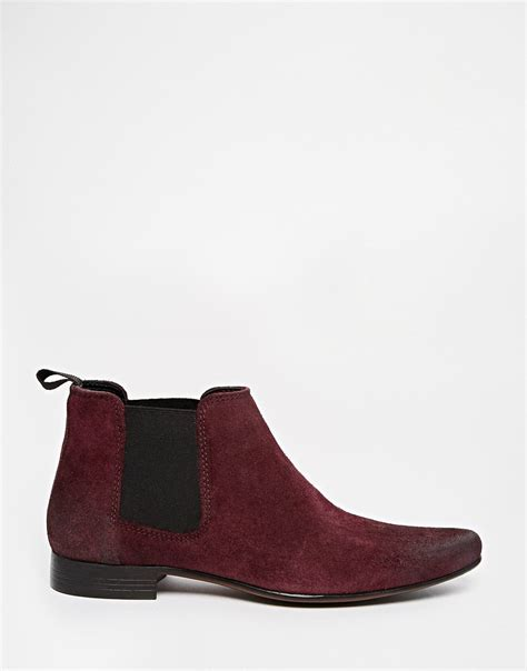 mens burgundy chelsea boots mens burgundy chelsea boots 28 images paul smith s