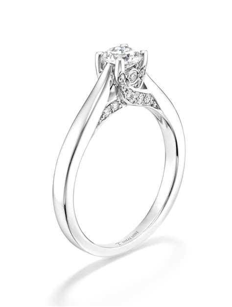 ideal engagement rings by tolkowsky available