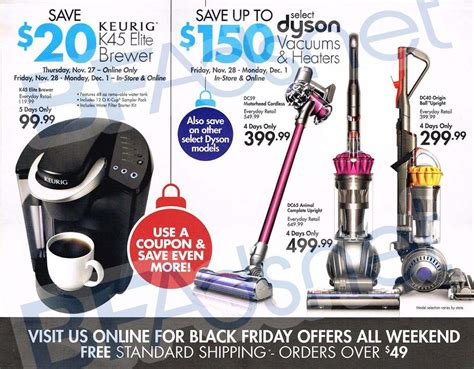 bed bath and beyond black friday deals black friday 2015 bed bath and beyond ad scan buyvia