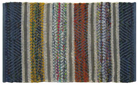 20 quot x32 quot woven rag rug striped home home decor rugs - 10 X32 Area Rug