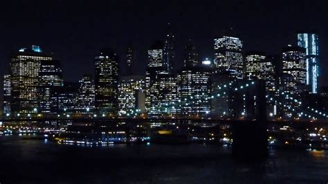 New York Night Lights By Lordnobleheart On Deviantart New York Lights