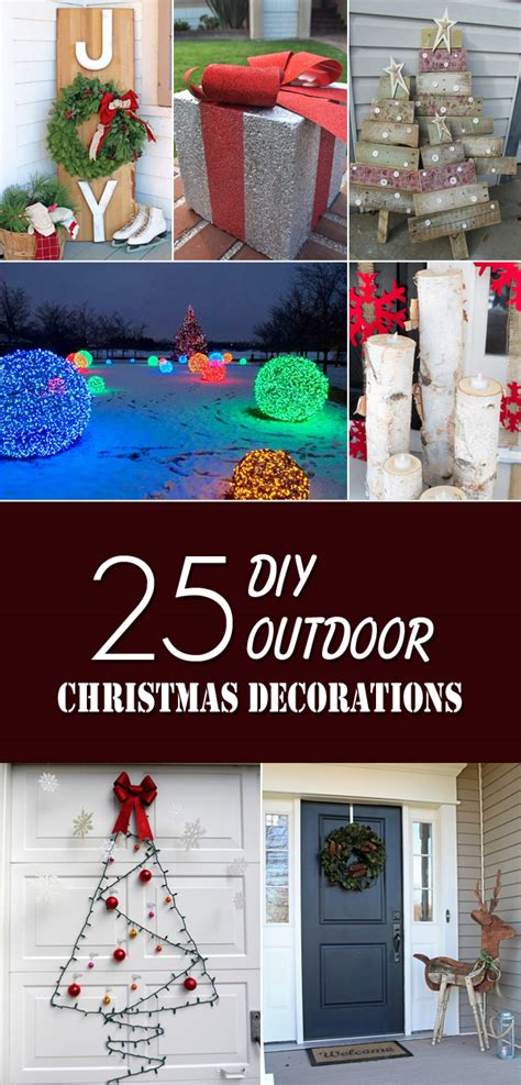 decorations outdoor diy 25 amazing diy outdoor decorations on a budget