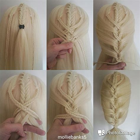 mermaid hairstyle tutorial step by step 25 best ideas about hawaiian hair on pinterest flat