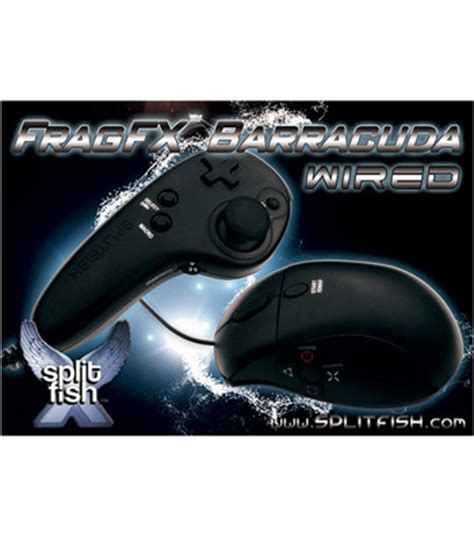 Fragfx Makes Fps On Ps3 Easy by Fragfx Barracuda Person Shooter Kontroll F 246 R Ps3