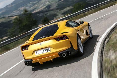 Mgu H Ferrari by フェラーリの直列4気筒は電動ターボ Mgu H サウンドも進化