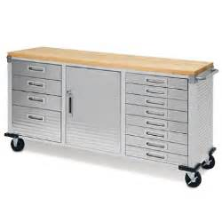 Work Benches At Sears Seville Classics Ultrahd 12 Drawer Rolling Workbench Sam