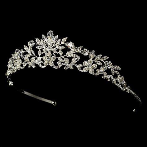 braut diadem swarovski swarovski crystal bridal tiara hp 7061