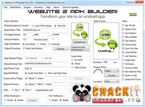 site for apk website 2 apk builder pro v3 0 2 cracked software4money