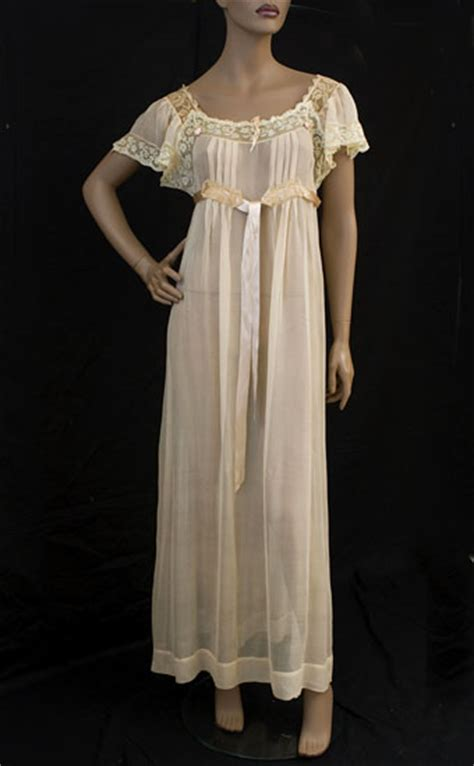 Image result for empire-waist nightgowns