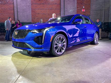 Cadillac Ct4 2020 by Breathing Cadillac Ct4 V And Ct5 V Still To Come