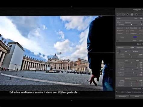 tutorial italiano lightroom 5 tutorial italiano effetto hdr con lightroom youtube