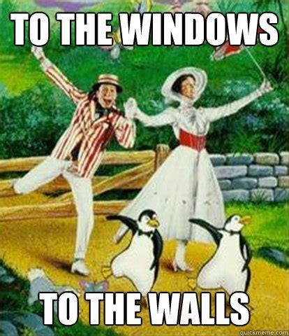 To The Window To The Wall Meme - i said a hip hop hippie to the hippie the hip hip a hop