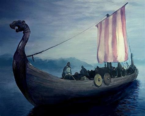 viking longboat wallpaper viking longboat www pixshark images galleries with